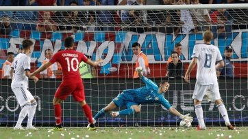 Лунёв: «Очень довольны результатом, приятно начать турнир с победы»