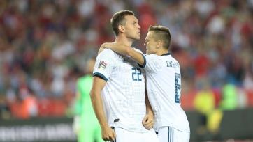Черышев: «В концовке матча немного подсели из-за усталости»