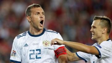 Дзюба: «Нужно болеть за страну. В еврокубках играет «Спартак», нужно всей страной болеть за «Спартак»