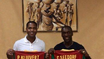Зеедорф и Клюйверт неудачно дебютировали в качестве тренеров сборной Камеруна
