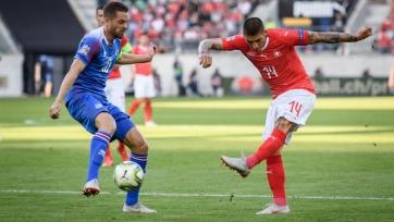 Исландия опозорилась в матче со Швейцарией, Беларусь разгромила Сан-Марино