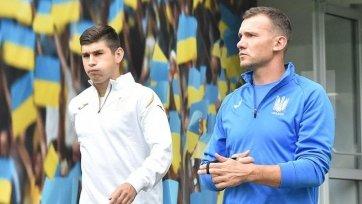 Шевченко поделился ожиданиями от матча со Словакией