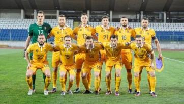Сборная Молдовы с разгромным счётом проиграла Люксембургу