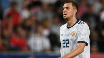 Дзюба не сыграет против сборной Чехии