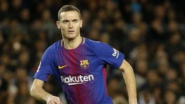 Вермален не станет продлевать контракт с «Барселоной»