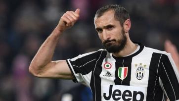 Кьеллини: «Жоржиньо – фундаментальный игрок для сборной Италии»