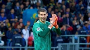 Фанаты «Астаны» признали Эрича лучшим футболистом клуба в августе
