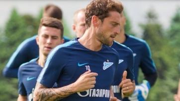 Маркизио дал комментарий перед матчем с «Кайратом»