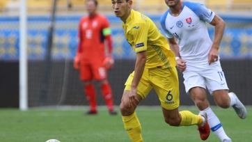 Гол Ярмоленко принёс Украине победу над Словакией