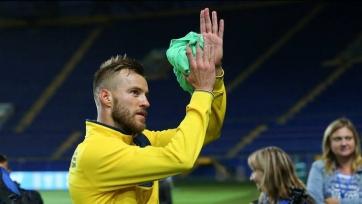 Ярмоленко поделился мнением о матче Украина-Словакия