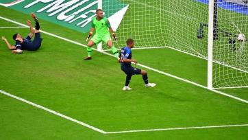 Франция одержала первую победу в Лиге Наций