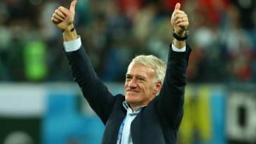 Дешам подвёл итоги матча против Нидерландов