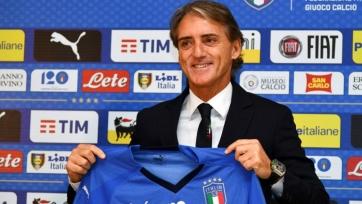 Роберто Манчини успокоил болельщиков сборной Италии