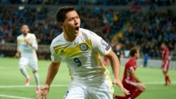 Нападающий сборной Казахстана заявил, что голы для форварда не главное