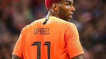 Бабель не забивал за голландскую сборную целых 13 лет