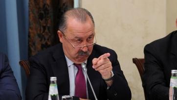 Газзаев поделился мнением о Лиге Наций