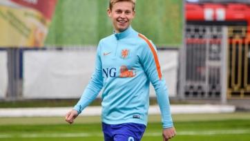 «Барселона» отказалась от покупки талантливого игрока сборной Нидерландов