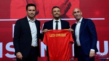 Луис Энрике обещает атакующий футбол в матче со сборной Хорватии
