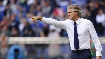 Манчини прокомментировал поражение сборной Италии