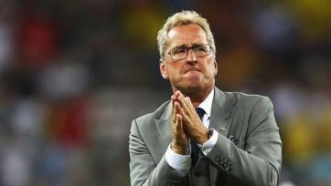 Хамрен высказался перед матчем с Бельгией
