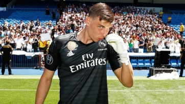 Лунин назвал игроков с самым сильным ударом в «Реале»