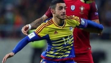 Автор гола в ворота сборной Казахстана поделился эмоциями