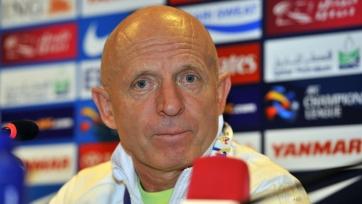 Сборная Чехии осталась без тренера после поражения в матче с Россией
