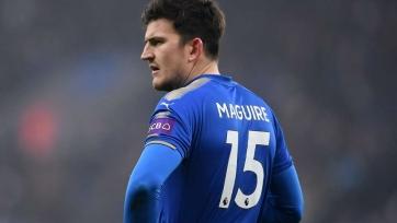 Магуайр: «Я не собирался переходить в Манчестер Юнайтед»