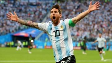 В штабе сборной Аргентины рассчитывают, что Месси вернётся в команду