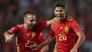Испания уничтожила Хорватию, отправив в ворота соперника 6 мячей
