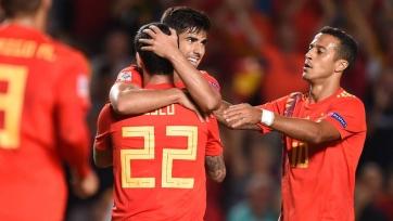 Сборная Испании не проигрывает на своём поле 38 матчей