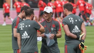 Немецкие СМИ поведали об очередном нововведении на тренировках «Баварии»