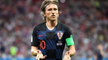 Модрич высказался о разгромном поражении хорватов в матче с Испанией