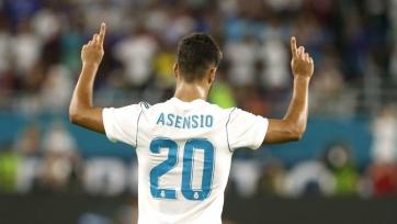Асенсио хочет поменять игровой номер