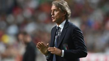 Манчини показал худший старт на посту тренера сборной Италии за 40 лет