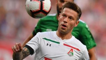 Смолов работает в общей группе, у него есть шансы сыграть против «Динамо»