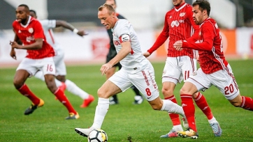 Глушаков: «Я ни в коем случае не поставил крест на сборной»