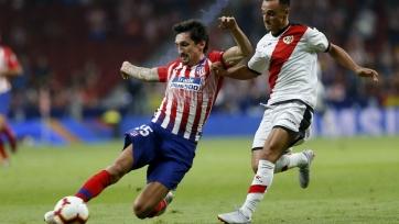 Три футболиста «Атлетико» вернулись из сборных с травмами