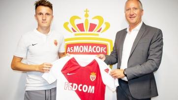 Головин готов сыграть первый матч за «Монако»