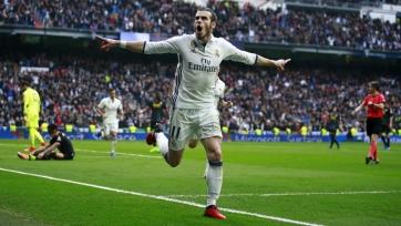Бэйл признан лучшим игроком «Реала» на старте сезона