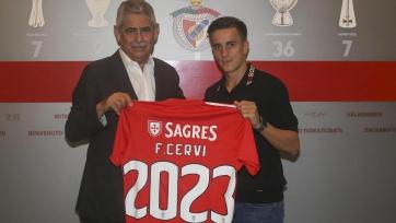 «Бенфика» продлила контракт с одним из лидеров клуба