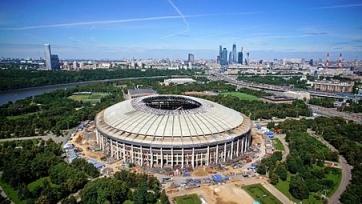 ЦСКА получил разрешение на то, чтобы использовать «Лужники» в ЛЧ