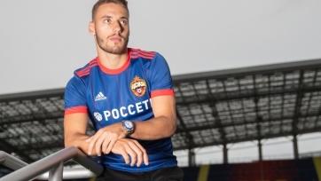 Влашич поделился ожиданиями от выступлений ЦСКА в Лиге чемпионов