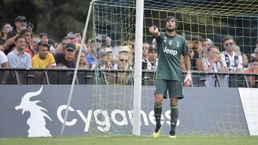 Перин сыграет в матче с «Сассуоло» и дебютирует за «Юве» в Серии А