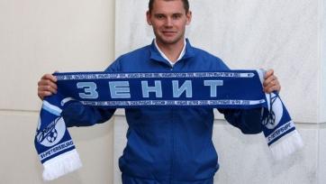 Жевнов прокомментировал своё возвращение в «Зенит»