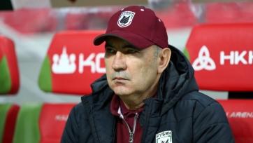 Бердыев прокомментировал победу над «Енисеем»