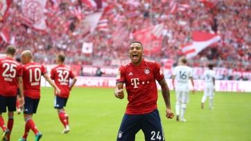 «Бавария» переирала «Байер» и другие результаты матчей немецкого тура