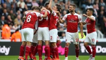 «Арсенал» обыграл «Ньюкасл», победы «Пэлас» и «Борнмута»