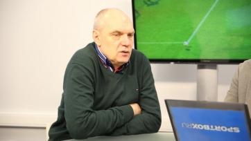 Бубнов прокомментировал победу ЦСКА над «Уфой»