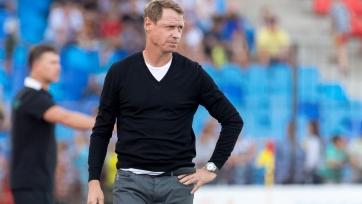 Кононов прокомментировал победу тульского «Арсенала»